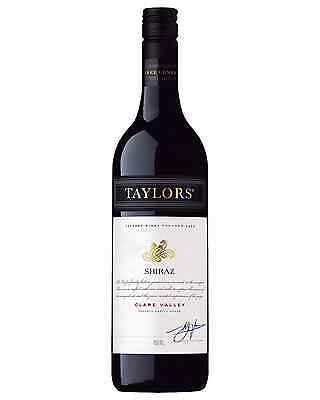 Taylors Estate Shiraz 2010 bottle Dry Red Wine 750mL Clare Valley