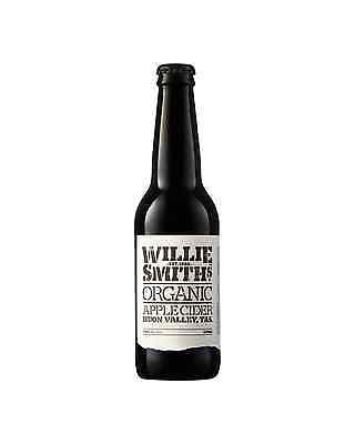 Willie Smith's Organic Cider 330mL case of 24 Apple Cider