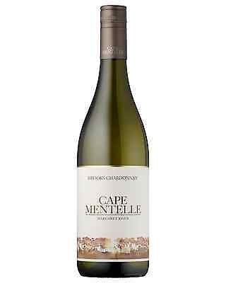 Cape Mentelle Brooks Chardonnay case of 6 Dry White Wine 750mL Margaret River