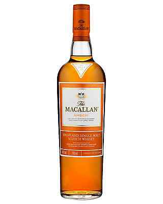 The Macallan 1824 Series Amber Scotch Whisky 700mL bottle Single Malt Highland