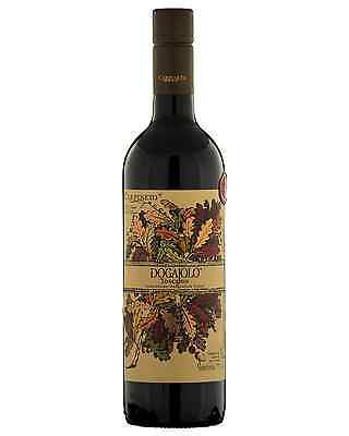 Carpineto Dogajolo case of 6 Red Blend Dry Red Wine 750mL Tuscany