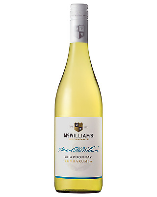 McWilliam's Stuart McWilliam Chardonnay case of 6 Dry White Wine 750mL