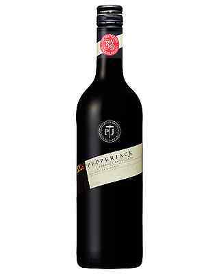 Pepperjack Cabernet Sauvignon case of 6 Dry Red Wine 2014* 750mL Barossa Valley