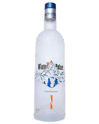 Winter Palace Vodka 700mL case of 6