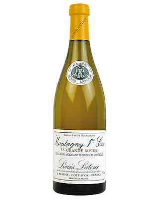 Louis Latour La Grande Roche Montagny bottle Chardonnay Dry White Wine 750mL