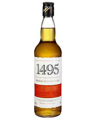 1495 Scotch Whisky 700mL case of 6 Blended Whisky