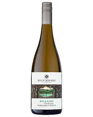 Deep Woods Hillside Chardonnay bottle Dry White Wine 750mL Margaret River