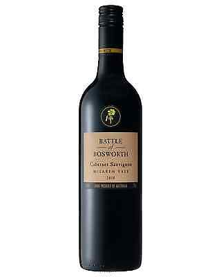 Battle of Bosworth Cabernet Sauvignon bottle Dry Red Wine 750mL McLaren Vale