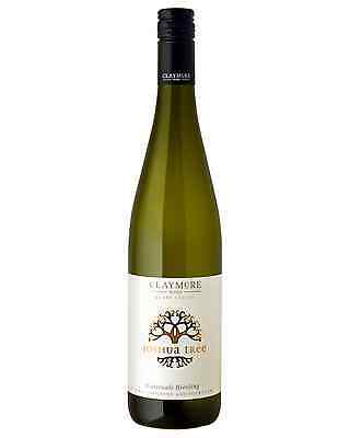 Claymore Joshua Tree Riesling bottle Dry White Wine 750mL Clare Valley