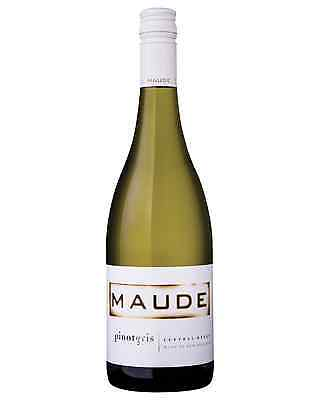 Maude Pinot Gris case of 12 Dry White Wine 750mL Central Otago