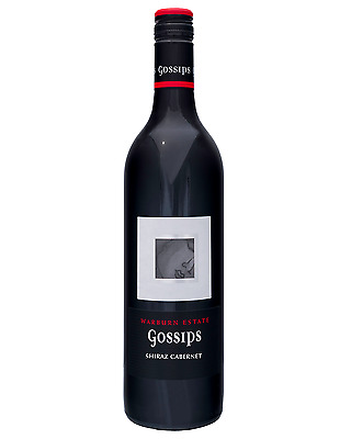 Gossips Shiraz Cabernet case of 6 Dry Red Wine 750mL