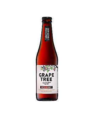 Brown Brothers Grape Tree Red Berry 330mL case of 24 Cider