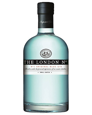 The London No. 1 Original Blue Gin 700mL bottle