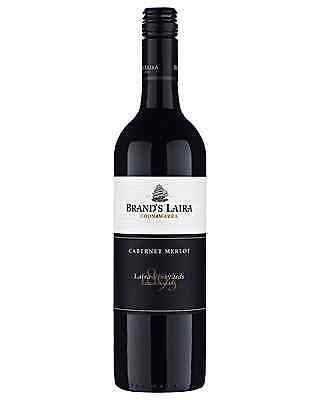 Brand's Laira Foundation Cabernet Merlot 2010 case of 6 Dry Red Wine 750mL