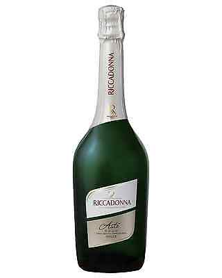 Riccadonna Asti Spumante case of 6 Moscato Bianco Sparkling Sweet Wine 750mL