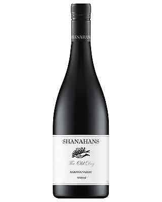 Shanahans The Old Dog Shiraz bottle Dry Red Wine 750mL Barossa Valley