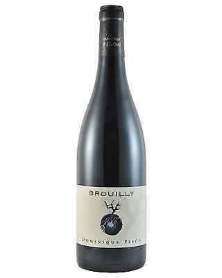 Dominique Piron Beaujolais Brouilly bottle Gamay Dry Red Wine 2013* 750mL