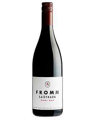 Fromm La Strada Pinot Noir case of 6 Dry Red Wine 750mL Marlborough