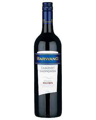 Barwang Cabernet Sauvignon 2011 case of 6 Dry Red Wine 750mL Hilltops