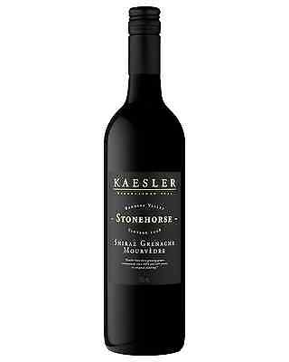 Kaesler Stonehorse Grenache Shiraz bottle Dry Red Wine 750mL Barossa Valley