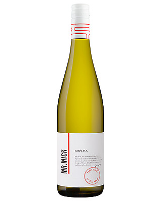Mr Mick Riesling case of 6 Dry White Wine 750mL Clare Valley