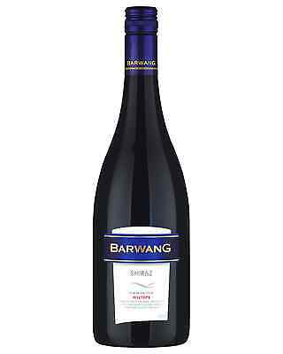 Barwang Shiraz case of 6 Dry Red Wine 750mL Hilltops