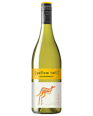 Yellow Tail Chardonnay case of 6 Dry White Wine 750mL