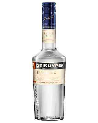 De Kuyper Triple Sec Liqueur 500mL case of 6 Fruit Liqueur