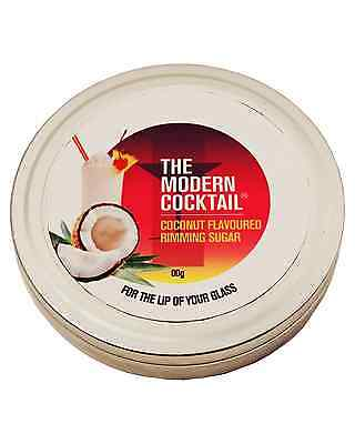 The Modern Cocktail Coconut Flavoured Rimming Sugar Bar Accessories