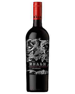 The Realm Red Blend case of 6 Dry Red Wine 750mL