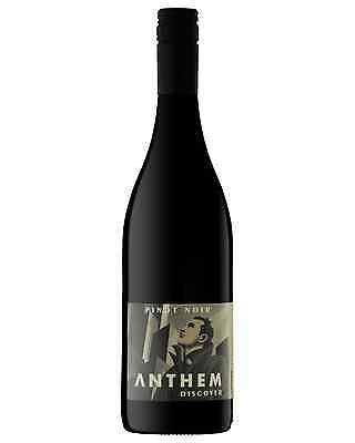Anthem Discover Pinot Noir case of 6 Dry Red Wine 750mL Central Otago