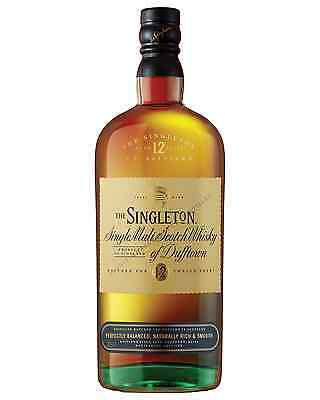 The Singleton 12 Year Old Dufftown Scotch Whisky 700mL bottle Single Malt