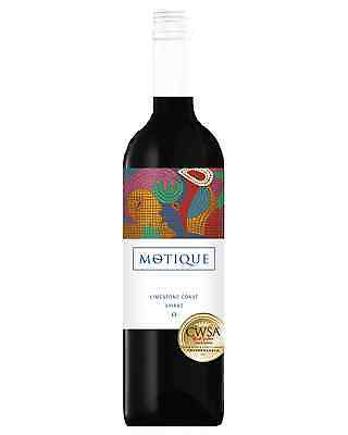 Motique Shiraz case of 6 Dry Red Wine 750mL Limestone Coast