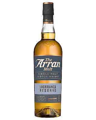 The Arran Malt Lochranza Reserve Single Malt Scotch Whisky 700mL case of 6
