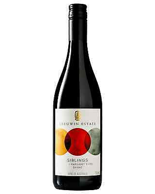 Leeuwin Estate Siblings Shiraz case of 12 Dry Red Wine 750mL Margaret River