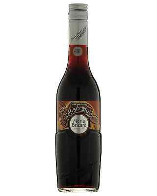 Marie Brizard Cacao Brun 500mL case of 6 Liqueur