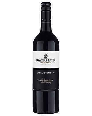 Brands Laira Cabernet Merlot 2012 case of 6 Dry Red Wine 750mL Coonawarra