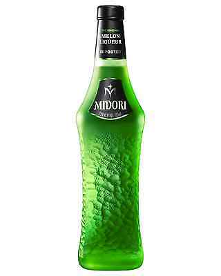 Midori Melon Liqueur 700mL bottle Fruit Liqueurs
