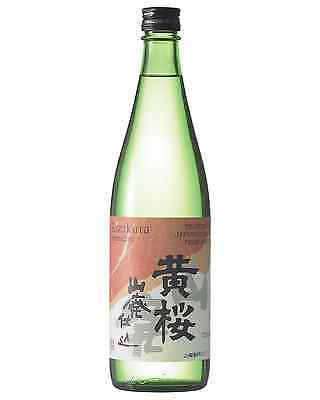 Kizakura Yamahai 720mL bottle Sake