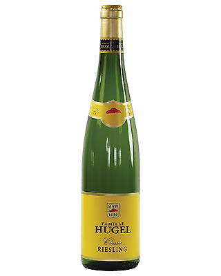 Hugel Riesling case of 6 Dry White Wine 750mL Alsace