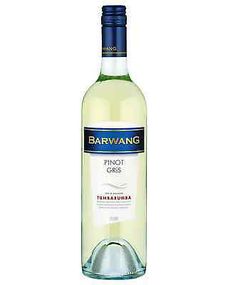 Barwang Pinot Gris case of 6 Dry White Wine 750mL Tumbarumba