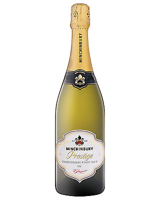 Minchinbury Prestige Chardonnay Pinot Noir case of 6 Sparkling White Wine 750mL