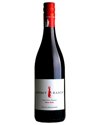 Rabbit Ranch Central Otago Pinot Noir case of 6 Dry Red Wine 750mL
