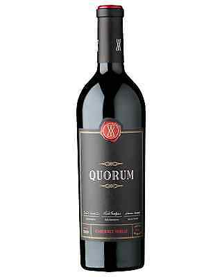 Quorum Cabernet Shiraz 2010 case of 6 Dry Red Wine 750mL McLaren Vale
