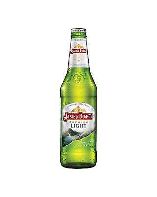 James Boag's Premium Light 375mL case of 24 Light Beer Lager