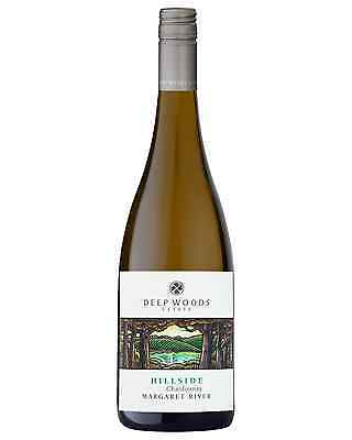 Deep Woods Hillside Chardonnay case of 6 Dry White Wine 750mL Margaret River