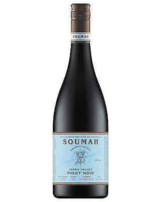 Soumah Hexham Single Vinyard Pinot Noir bottle Dry Red Wine 750mL Yarra Valley