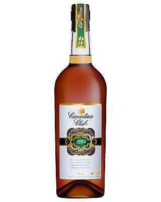 Canadian Club 1950s Whisky 750mL bottle Canadian Whisky Blended Whisky