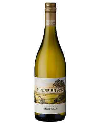 Pipers Brook Pinot Gris case of 6 Dry White Wine 750mL Northern Tasmania