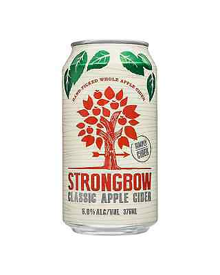 Strongbow Original Cider Cans 10 Pack 375mL case of 30 Apple Cider